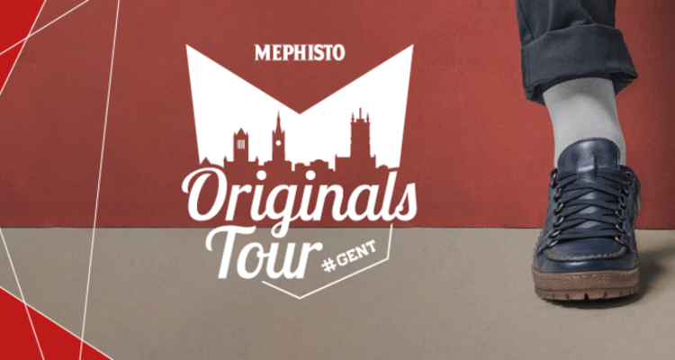 Mephisto Originals Tour in Gent